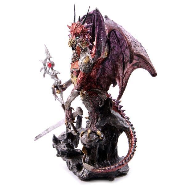 Dark Legends Dragon - Armoured Defender