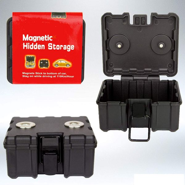 Magnetic Hidden Safe Small